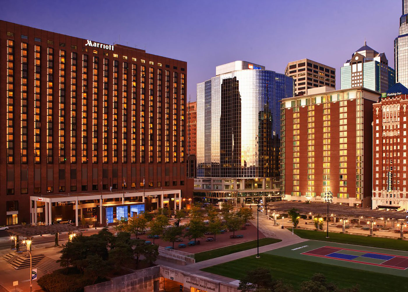 Kansas City Downtown Marriott